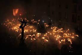 Mataró mantiene la 'Fogonada' de Sant Jordi y adapta la 'Gegantada' al  contexto sanitario